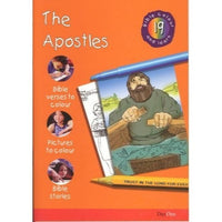 The Apostles: Bible Colour and Learn 19