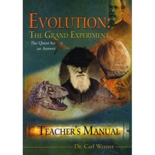 Evolution: The Grand Experiment - Teacher's Manual