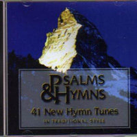 Psalms & Hymns CD: 41 New Hymn Tunes