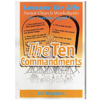 The Ten Commandments (Junior Church)