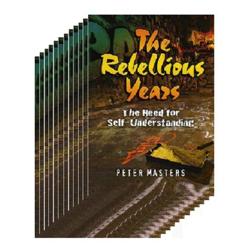 100 x The Rebellious Years