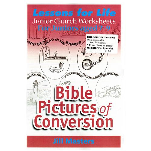 Bible Pictures of Conversion - Junior Church
