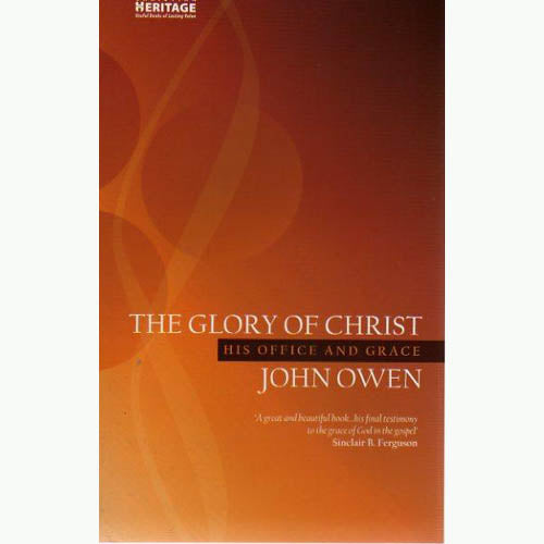 The Glory of Christ [CFP]