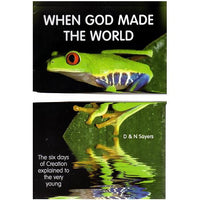 When God Made the World