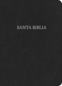 Biblia Letra Super Gigante, RVR1960,  Spanish Bible,  Super Giant Print, with references, black