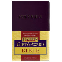 KJV Gift & Award Pink Imitation Leather