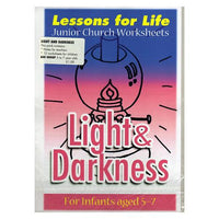 Light and Darkness (Junior church for age 5 to 7 years)