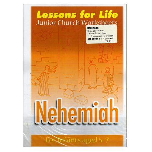 Nehemiah (Junior Church)