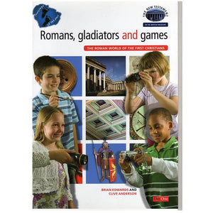 Romans, gladiators and games, Footsteps of the past