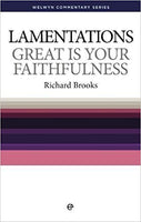 Great is Your Faithfulness - Lamentations