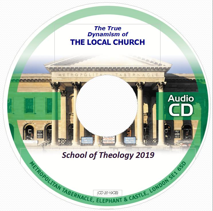 School of Theology 2019 Twin Box Set Audio CDs