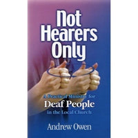 Not Hearers Only