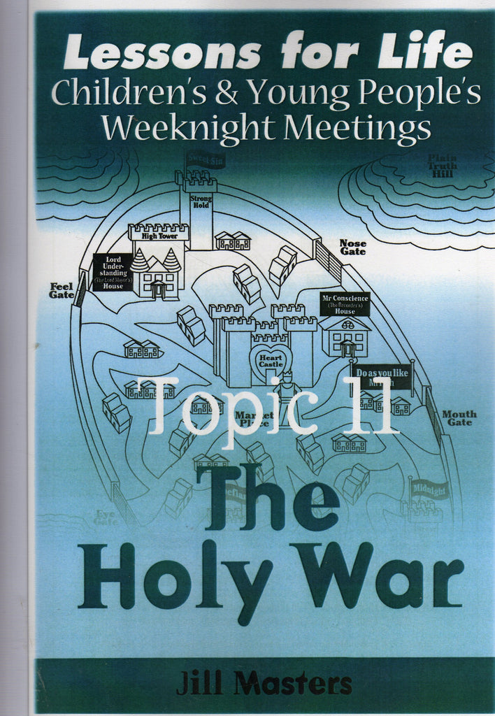 Topic 11 - The Holy War