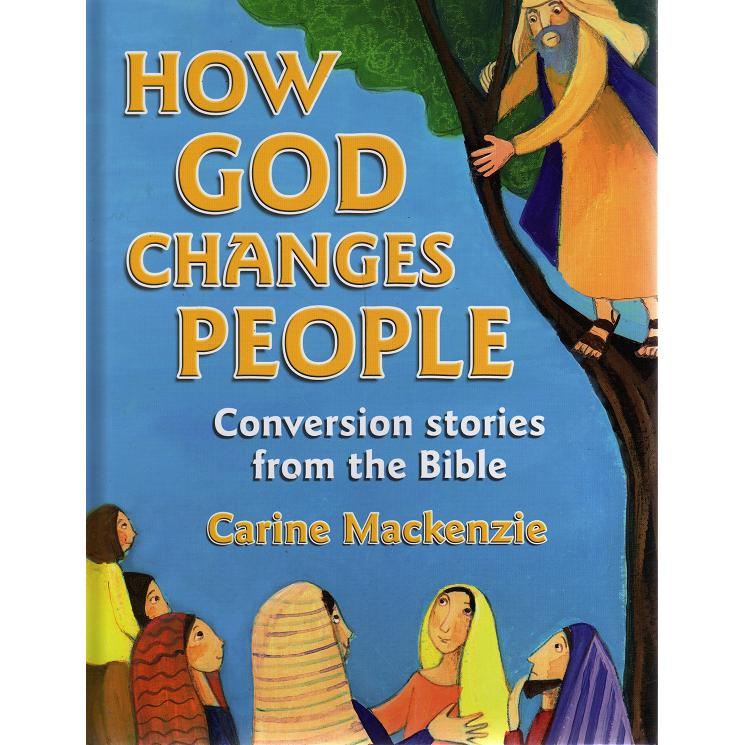 How God Changes People