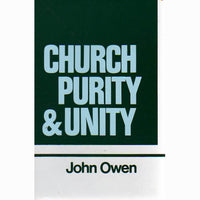 Vol 15  Church Purity and Unity