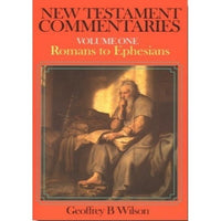 New Testament Commentary Vol. One