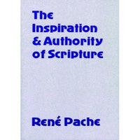 The Inspiration & Authority of Scripture