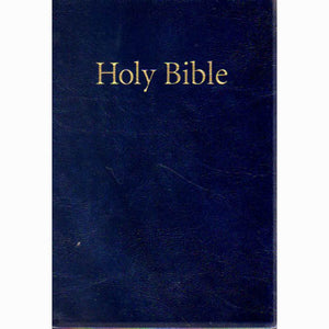 25P Windsor Text Bible - Flexible Vinyl