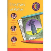 The Story of Peter: Bible Colour and Learn 13