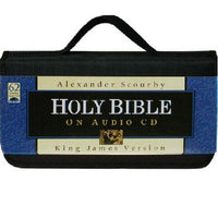 Complete Bible on CD (AV) Scourby (Hendrickson)