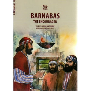 Barnabas, The Encourager