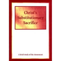 Christ's Substitutionary Sacrifice