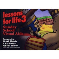 Lessons for Life 3 Sunday School Visual Aids