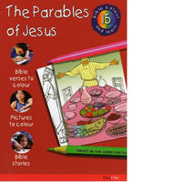The Parables of Jesus: Bible Colour and Learn 15