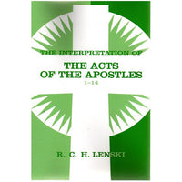 Acts 1 - 14