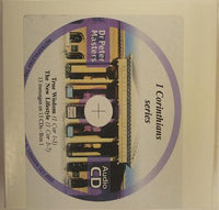 Teaching Ministry from 1 Corinthians (CD Box Set) Part 1