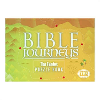 Bible Journeys: The Exodus Puzzle Book