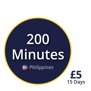 200 minutes to call the Philippines with Udial's Smart 2.5P Bundle