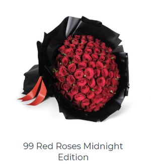 99 Red Roses Midnight Edition