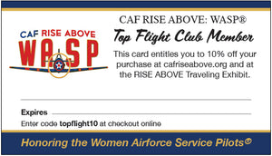 Top Flight Club: WASP