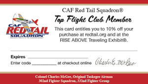 Top Flight Club: Red Tail