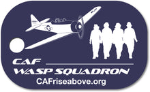 CAF RISE ABOVE WASP Dog Tag