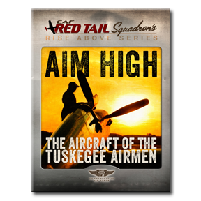 "FREE iBook  ""Aim High – The Aircraft of the Tuskegee Airmen"""