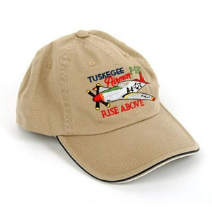 CAF Red Tail Squadron Rise Above Hat