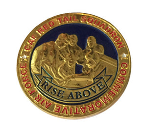 CAF Red Tail Squadron Challenge Coin