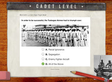 """Aim High - The Aircraft of the Tuskegee Airmen"" FREE iBook"