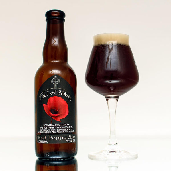 Lost Abbey - Red Poppy Ale
