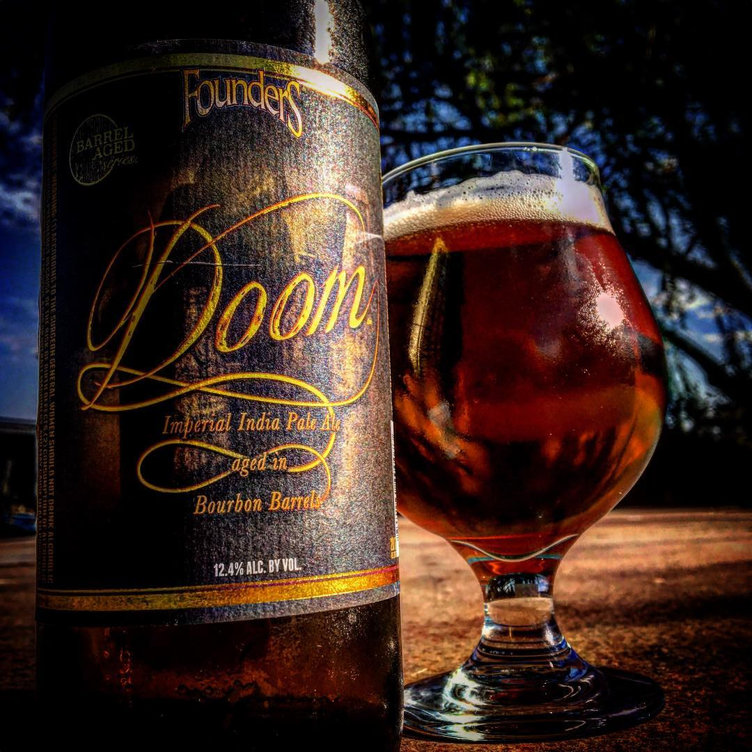 Founders Backstage Series # 6: Doom Imperial IPA