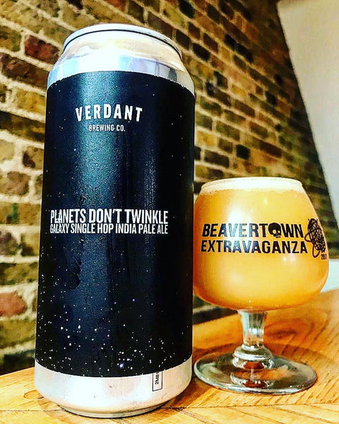 Verdant – Planets Don't Twinkle IPA