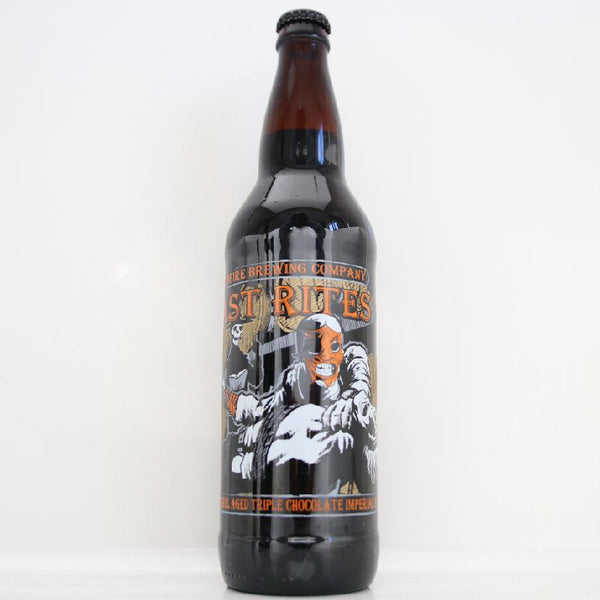 Ironfire - Last Rites Barrel Aged Triple Chocolate Imperial Stout
