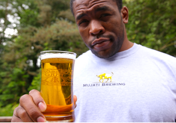 Mujati Brewing T-shirt