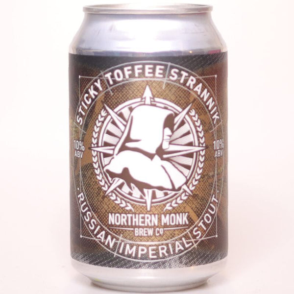 Northern Monk - Sticky Toffee Strannik