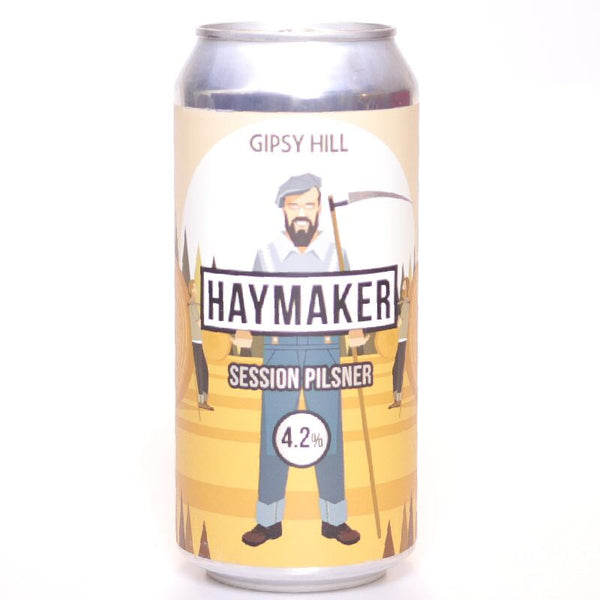 Gipsy Hill – Haymaker Session Pilsner
