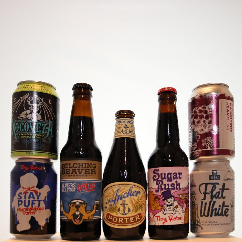 Porter and Stout Mixed Case