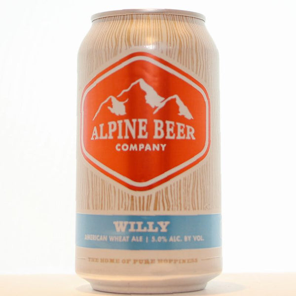 Alpine - Willy Vanilly
