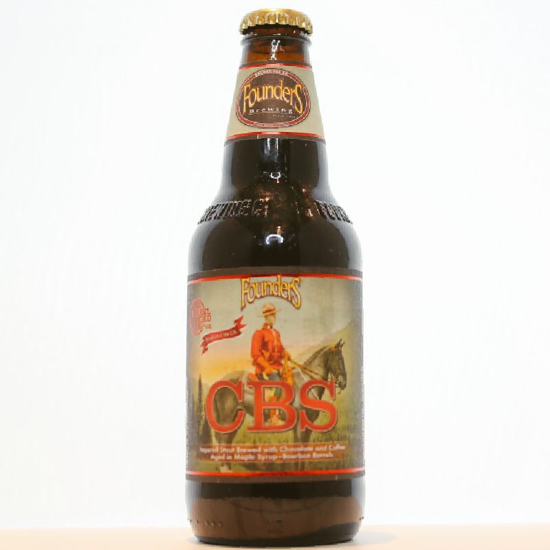Founders - Canadian Breakfast Stout